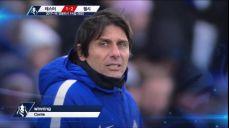 [레스터 vs 첼시] Winning - Conte 잉글랜드 FA컵 46회