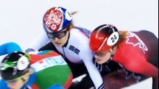 쇼트트랙 500m - 최민정 실격 탈락...아리아나 폰타나 금메달 2018 평창 동계올림픽대회 31회