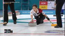 세계 컬링 선수권대회 24회 무료 다시보기: [태평양-아시아 컬링 선수권] 여자 대한민국 vs 호주 SBS Sports