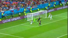 [하이라이트 영상][아이슬란드:크로아티아] '첫 출전' 아이슬란드, 크로아티아에 1-2 패배..16강행 '좌
